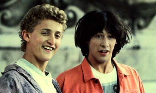 Keanu Reeves is Stoked About the Idea of Third Bill & Ted Movie