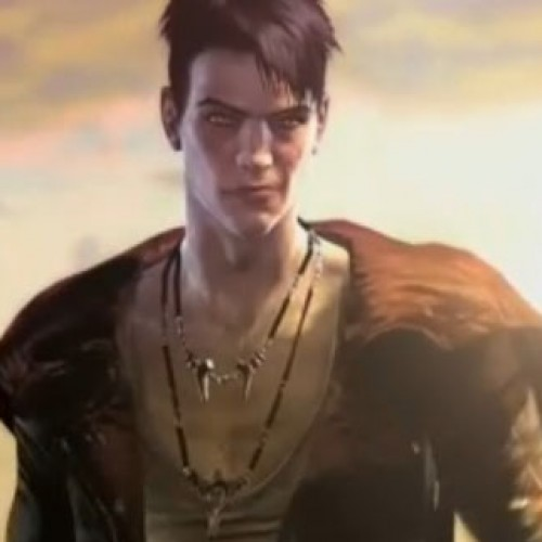 Dante Still Has Black Hair in DmC Devil May Cry TGS 2011 Trailer