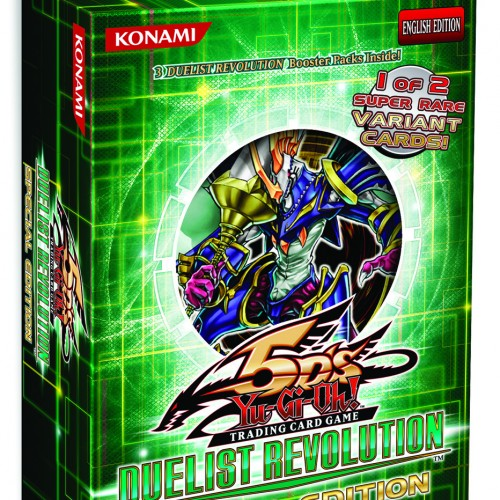 Yu-Gi-Oh! Duelist Revolution Special Edition