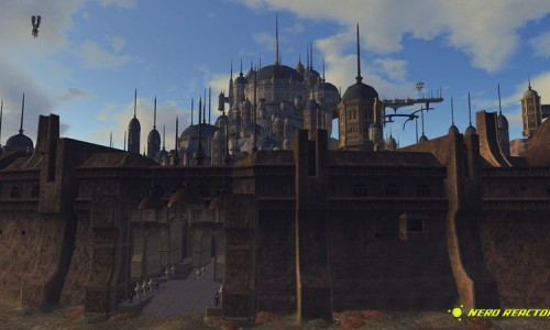 New Final Fantasy XIV Screenshots: The Ul'dah City State