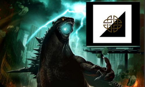 GODZILLA in IMAX 3D for 2012!