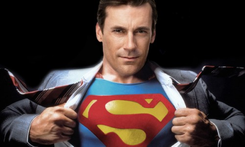 Mad Men Star Considered for Role of the Man of Steel