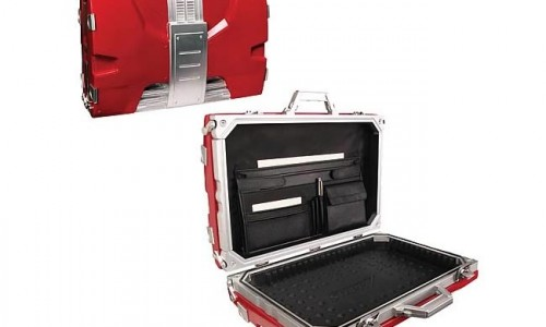 Now You Can Have Your Own Iron Man Mark V Suitcase