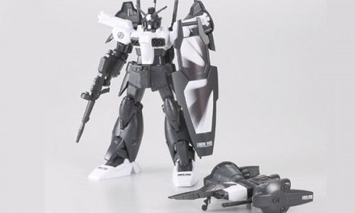 Linkin Park Gets Their Own Gundam