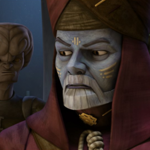 George Lucas Makes a Guest Apperance in Clone Wars