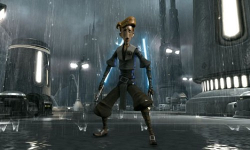Your Monkey Island Fell Into My Force Unleashed II!