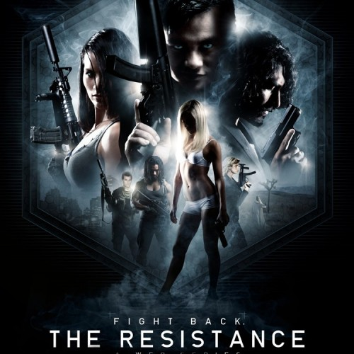 Chatting with Tyrannical Genius, Adrian Zaw, of Upcoming SyFy's THE RESISTANCE Series