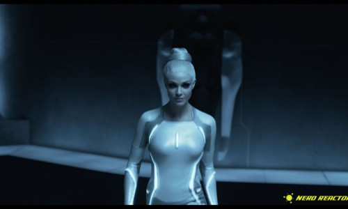 TRON Wednesday: New TRON: Legacy Clip with the Sirens Undressing Sam