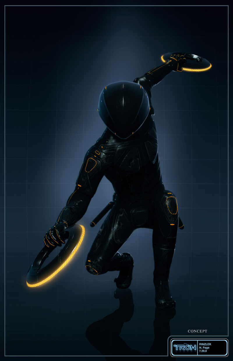TRON Legacy opens December 17 2010 in 3D with music by Daft Punk. & TRON: Legacy Concept Art Gallery Features Quorra u0026 Siren Costume ...