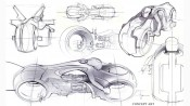 TRON Legacy - Design - Vehicle -  09