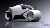TRON Legacy - Design - Vehicle -  14