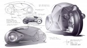 TRON Legacy - Design - Vehicle - 15