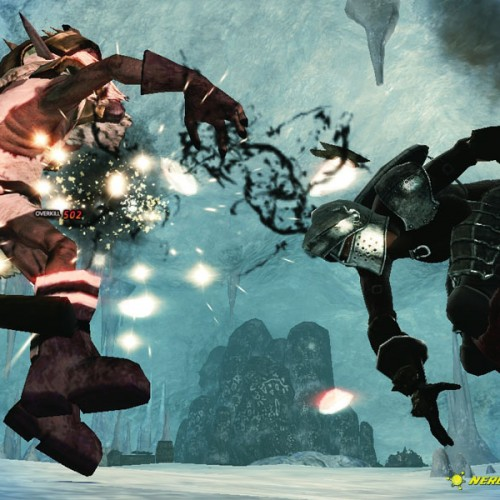 Vindictus, Free-to-Play Action MMORPG, Is Out Now