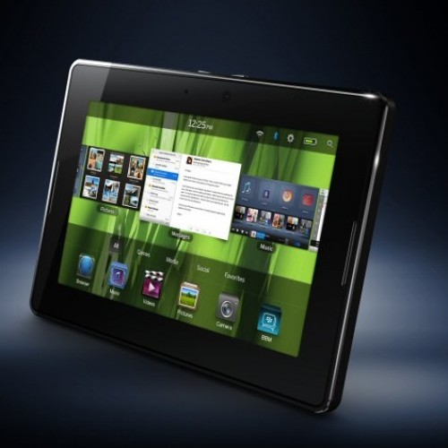 Introducing the Blackberry Playbook Tablet