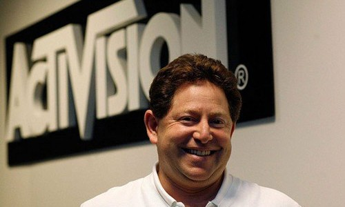 Activision CEO Bobby Kotick Gets Richer with Black Ops Selling Over $1 Billion