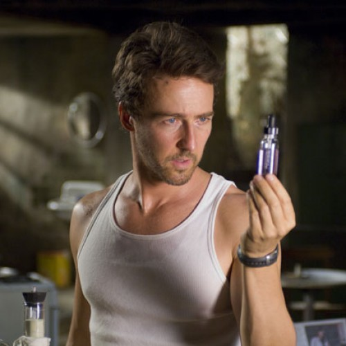 Edward Norton explains why he left The Hulk