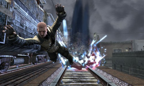 New inFamous 2 Gameplay Looks BADASS!