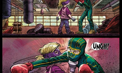 First Look at KICK-ASS 2