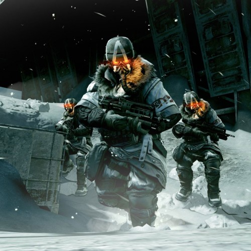 Please Sony, May I Have Some More? Of Killzone 3 Screenshots!