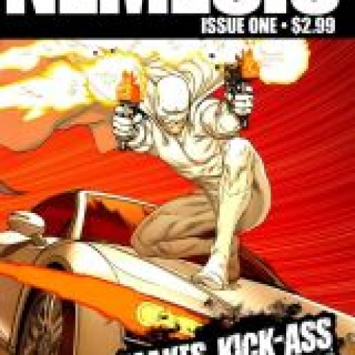 Mark Millar's Nemesis is Being Turned Into a Big Budget Movie
