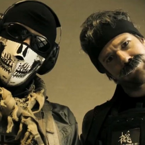 Solid Snake and Ghost Go Viral