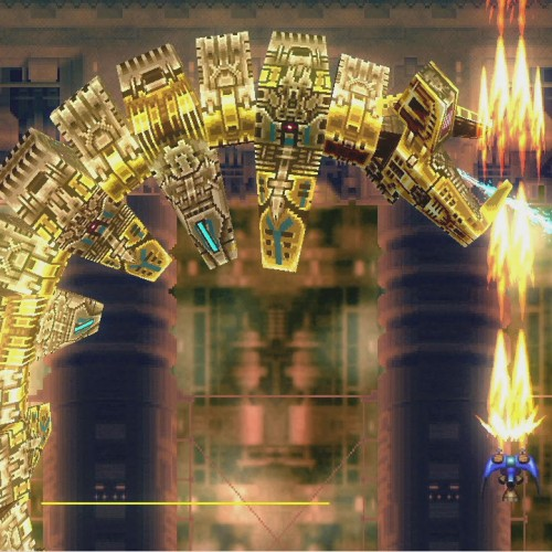 Radiant Silvergun is Coming To Xbox Live in 2011 With New Features!
