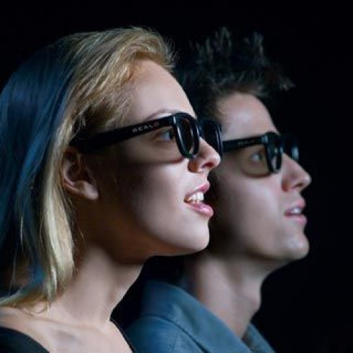 Do Not Buy Those 3D TV Sets Yet! RealD to Create Cheap 3D TV Glasses for $1