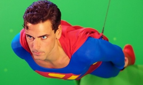 (SFW) New Photos from the Set of Superman XXX: A Porn Parody