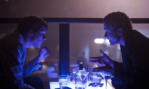 New Interactive Trailer for The Social Network