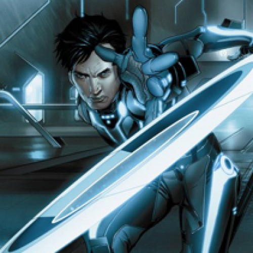 """Marvel Reveals First Look at """"Tron: Betrayal"""" Prequel Comic"""