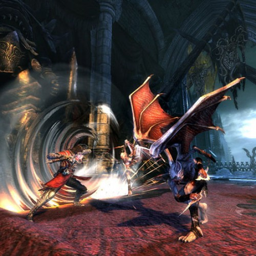 Castlevania: Lords of Shadow TGS Screenshots and Trailer are Here