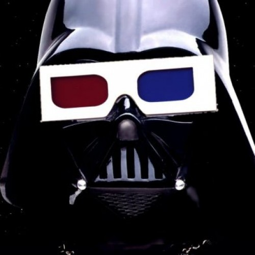 Heard Around the Galaxy, and the Internet too: Star Wars Goes 3D in 2012!