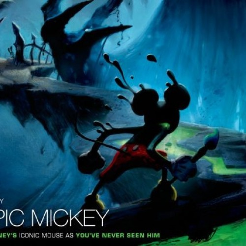 Disney Unveils The Haunted Mansion and Mean Street in Epic Mickey