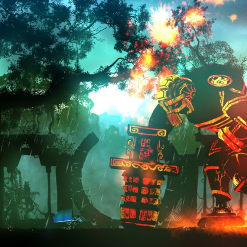 Outland Debut Trailer: Meet the Blessed Child of Prince of Persia and Ikaruga