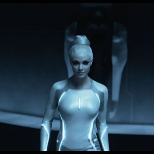 TRON: Legacy Production Images Materializes