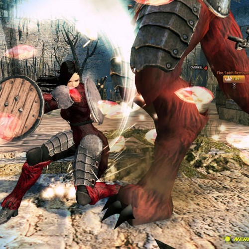 Vindictus Early Beta Preview: Free-to-Play MMORPG Brings the Goods