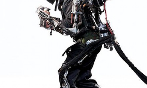 Raytheon Develops Iron Man-Like Exoskeleton
