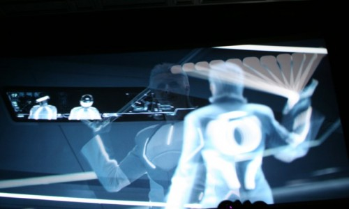 Exclusive: TRON: Legacy Image Confirms Daft Punk Cameo