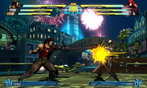 Capcom Announces 2 More Characters for Marvel vs. Capcom 3