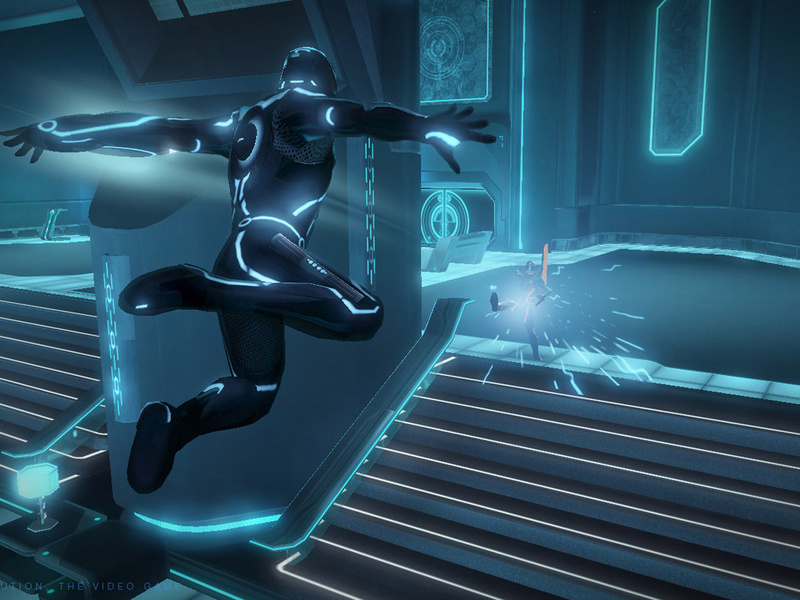 Tron Evolution RELOADED (2010) pc Download