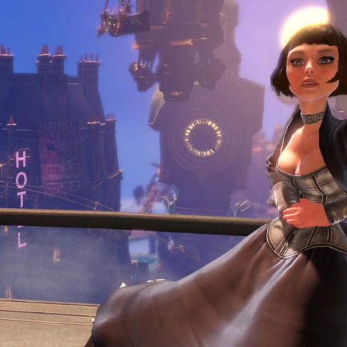 New Sexier BioShock Infinite Screenshots Released