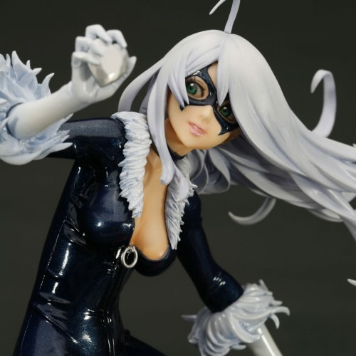 Marvel's Black Cat Bishoujo Statue is Cute and Sexy from Kotobukiya