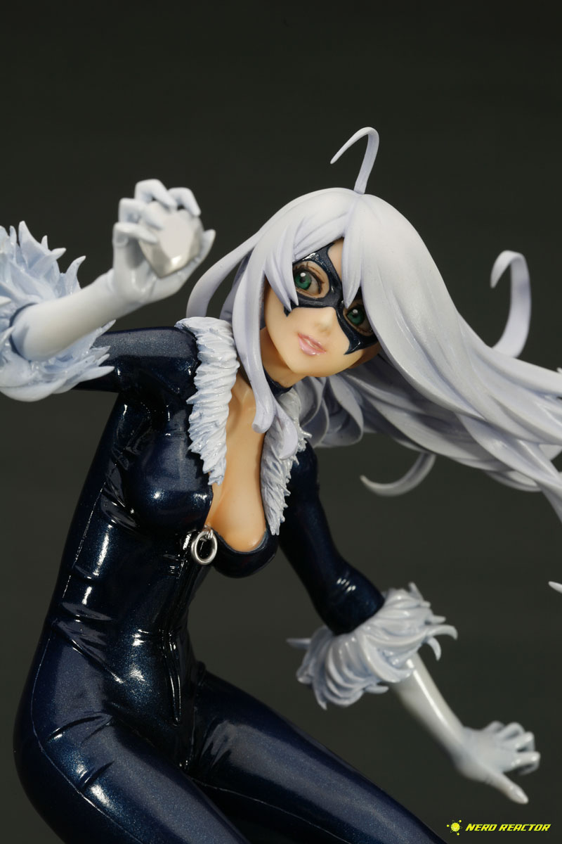 Marvels Black Cat Bishoujo Statue Is Cute And Sexy From Kotobukiya - Nerd Reactor-5423