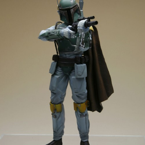 Boba Fett Statue (Cloud City Version) Brought to You by Kotobukiya