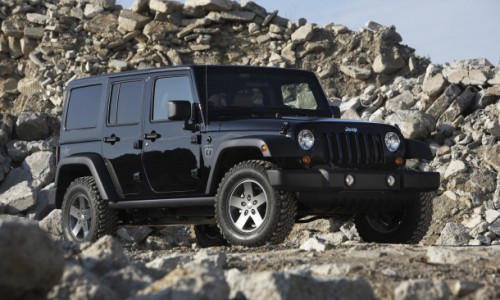 Run Over Bad Guys in Your Very Own Call of Duty: Black Ops Jeep Wrangler