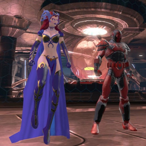 DC Universe Online: Enter the Witch Goddess Circe