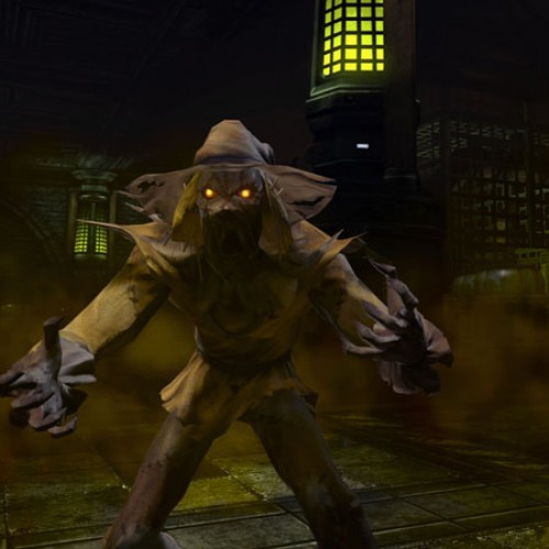 Fear Has Entered DC Universe Online