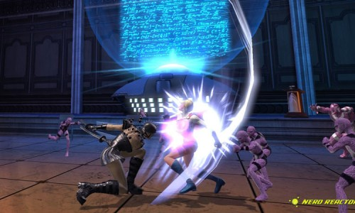 DC Universe Online: User-Created Villains Kick Superheroes' Asses