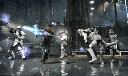 Amazing Star Wars: Force Unleashed II Launch Trailer and Upcoming Demo