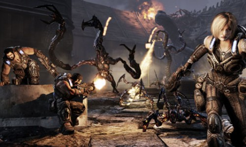 Gears of War 3 Delayed